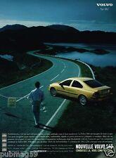 Publicité advertising 2001 Volvo S 60