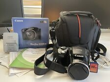 Canon PowerShot SX500 IS 16.0MP Digital Camera~~30x Zoom~~MINT~~32GB SD~~Bundle~