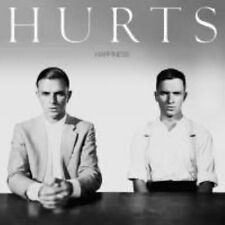 Hurts Happiness CD 11 Track (88697666682) European RCA 2010