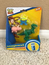 Toy Story Rex Hamm Alien Action Figure Imaginext Disney  2019