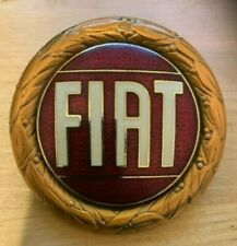 NEW FIAT X19 X1/9 Enamel Badge - Bronze style 1 as per later 1300 cars 850 124