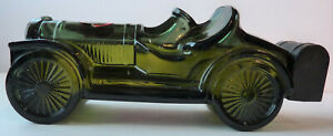 """Old Car Avon Bottle """"Straight Eight"""" – Full With Box"""