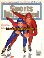 Sports Illustrated 12/94,Bonnie Blair,December 1994,NEW