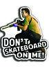 Kyle Rittenhouse Don't Skateboard On Me Vinyl Sticker Decal Gun 2nd Amendment
