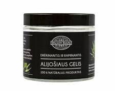 Aloe Gel Moisturizing Repair Treat Skin Damage Aloe Vera Facial Cleanser 200 ml