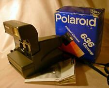 POLAROID 636 CLOSEUP land Camera Instant Film 600 paper BOX Made in UK FINE cnd