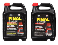 Peak Final Charge Global Coolant/Antifreeze Red; Nitrite-Free Extended Life