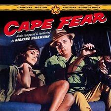Bernard Herrmann - Cape Fear (Original Motion Picture Soundtrack) [New CD] Bonus