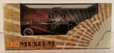 IXO Museum Mercedes-Benz 540K Spezial-Roadster 1/43 Black 1937 MUS001