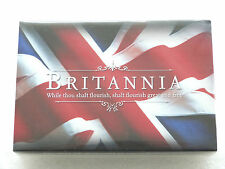 2011 Royal Mint Britannia £2 Two Pound Silver Bullion 1oz Coin Boxed Mint Sealed