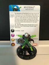 HEROCLIX Mysterio #M16-003 Wizkids Promo Marvel W/Card