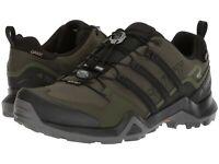 NIB NWT Men's Adidas Terrex Swift GTX Trail  Shoes Rockadia Duramo SUMMIT Night