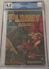 Planet Comics #73 CGC 4.5 (Winter 1953, Fiction House) Last Issue