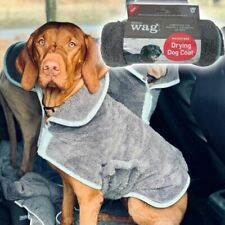More details for henry wag microfibre drying dog coat warm xs, s, m, l or xl