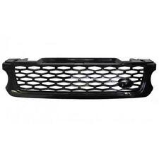 14-17 Range Rover Sport Gloss Black Front Grille SVR Styling   ASVR