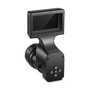 NVS30 Digital WIFI Night Vision Rifle Scope Camera Recorder 5W IR Power 8P Lens