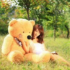 """78"""" 200cm 6.5ft Giant Teddy Bear CASE UNFILLED NO PP COTTON Huge Stuffed Toy New"""