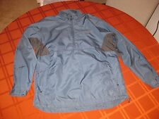 North End Pullover Jacket Granville Island Brewing Size S/P Blue Unisex