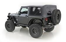 Jeep Wrangler JK Soft Top 10-17 2 DR OEM Replacement Black Diamond 9075235