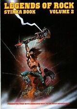 Kerrang! Legends of Rock Stikka Book Volume 2