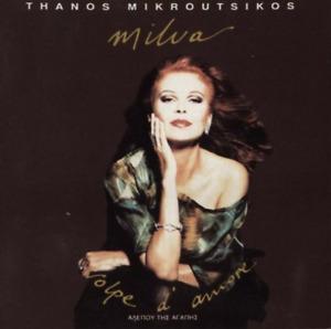 Milva-Volpe De Amore CD NUOVO