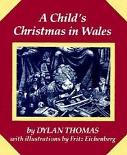 A Child's Christmas In Wales (Running Press Miniature Editions)