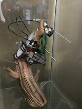 New Anime Attack on Titan Levi Ackerman 1/8 Scale PVC Figure Statue No box 28cm