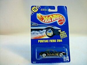 Hot Wheels Pontiac Fiero 2M4