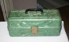 Classic Plano No. 4200 Marbled Green Fishing Tackle Box
