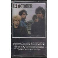 U2 MC7 October / Island Records 404 185 Sealed