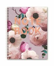 Studio Oh! Blush XL spiral notebook with rose gold foil stamping #SXL60