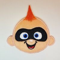 The Incredibles Movie Jack Jack Patch 3 1/2 inches wide