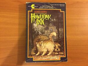 Howliday Inn By James Howe (paperback, 1982)