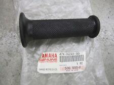 NOS YAMAHA TZ 125 250 350 FZR 750 1000 TZ250 LEFT HAND GRIP 47X-26241-00-00