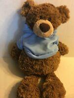 """GUND Pinchy Brown Bear  18"""" Plush Stuffed Animal"""
