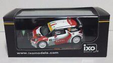 IXO 1/43 CAR CITROËN DS3 WRC DINDO HAT #5 3RD MONZA RALLY SHOW 2011 L.E.NEW
