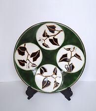 """Vintage Korea Korean  Porcelain Large Charger 16"""""""