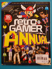 RETRO GAMER Annual Volume 3 2016 180 Pages Of ICONIC Juegos 1a Absoluto SUPERIOR