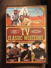 TV Classic Westerns (DVD, 2013, 3-Disc Set)
