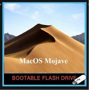 ✅✅Mac Os x Mojave recovery, restore & repair on a USB flash drive✅✅