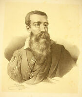 Engraving de Pierre Louis Henri Grevedon 1776 1860 to the 1825 Lithography