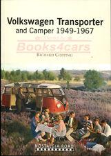 VOLKSWAGEN TRANSPORTER BOOK CAMPER COPPING 1967-1949