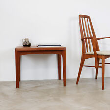 Danish Modern Teak Side Table Henning Kjærnulf / Vejle 60s / Beistelltisch 60er