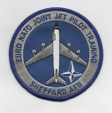 USAF Patch EURO-NATO JOINT JET PILOT TRAINING GRADUATE assigned to RC-135s