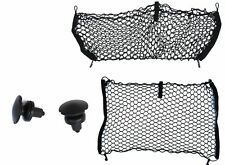 Floor + Envelope Cargo Net Kit For Jeep Compass Patriot Renegade 2007 - 2017 NEW