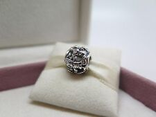 New w/Box Pandora Santa's Elves Openwork Charm 791401 Christmas Elf