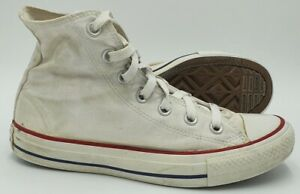 Converse Chuck Taylor All Star Mid Canvas Trainers M7650 White UK5/US7/EU37.5