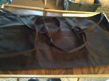 3 pocket black apron