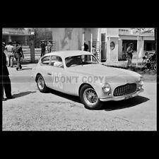 Photo A.012778 FERRARI 195 INTER MOTTO BERLINETTA COPPA INTEREUROPA MONZA 1951