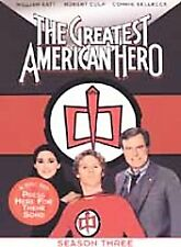 The Greatest American Hero - Season Three, Acceptable DVD, Ted Gehring, Paul Car